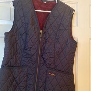 Authentic Barbour Vest